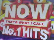 Now Thats What I Call No. 1 Hits by Various Artists New Sealed Free Post
