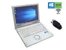 Panasonic ToughBook CF-C1 Tablet Core i5 2nd Gen 2.5GHz 320GB 4GB Windows 10 Pro
