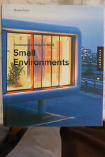 Small Environment, Contemporary Design in Detail, englisch, Yenna Chan,