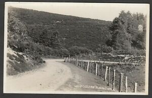 Postcard Clun nr Bishop's Castle Shropshire the Fiddlers Elbow posted 1939 RP