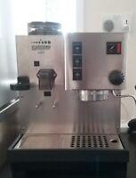 Rancilio Silvia & Rocky upgrade: Rancilio Miss Lucy espresso machine & grinder