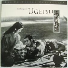 UGETSU LASERDISC, CRITERION COLLETION, MINT CONDITION, PRISTINE, JAPANESE