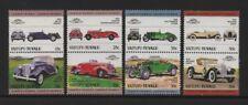 TUVALU (VAITUPU) 1984 LEADERS OF THE WORLD AUTOMOBILES (1st) *VF MNH*