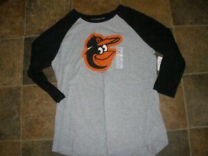 NEW Baltimore Orioles MLB Genuine Merchandise Woman's Large  T-shirt