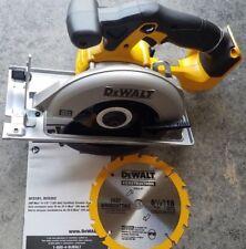"DEWALT 20V 20 volt  Dcs393b circular saw 6.5"" lith-ion dcs393 tool only   NEW"