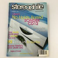 Stereophile Magazine February 1999 Linn's Sondek CD-12 Feature, Newsstand