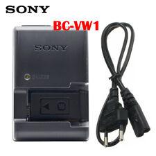 Original SONY Ladegerät BC-VW1 NP-FW50 DSC-RX10 Alpha A6000 A51000 A5000