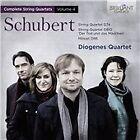 Schubert: String Quartets, Vol. 4, Diogenes Quartet CD | 5028421944647 | New