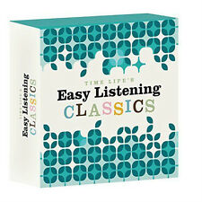 Easy Listening Classics Time Life's Movie Classics 10 Discs by Various Artists