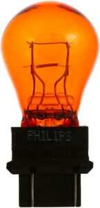 Turn Signal Light Bulb-Standard - Twin Blister Pack Front Philips 3057NAB2