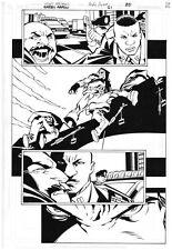 Green Arrow #61, pg. 20 by Scott McDaniel & Andy Owens 11 x 17