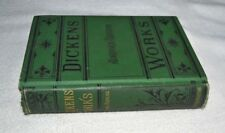 Dickens Works Author's Edition 1867, The Pickwick Club