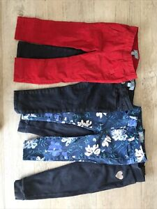 Girls 3-4 Years Gap Bundle 11 Item With One Brand New Dress and more