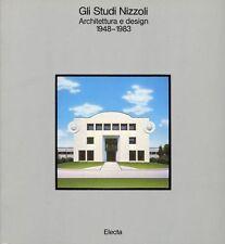 Gli Studi Nizzoli. Architettura e design 1948-1983