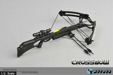 """1/6 Crossbow Arrows Soldier Hunter Military Weapon Model in Box F DIY 12"""" Figure"""