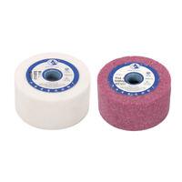 "4"" PA/WA Grinding Wheel Ceramic Corundum Cup Type Tool 100x50x20mm 46/60 Grit"