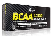 OLIMP BCAA 1100mg ® Amino Acids Extra Strong 2:1:1 Anticatabolic - FREE SHIPPING