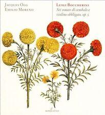 Boccherini: Sonates Pour Clavecin &, New Music