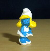 Smurfs Actress Smurfette 20713 Smurf Movie Figure Vintage Toy PVC Peyo Figurine