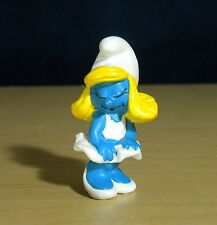 Smurfette Movie Actress Marilyn Monroe Smurf Vintage Figure Toy Figurine 20713