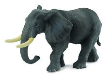 FREE SHIPPING | CollectA 88025 African Bull Elephant Replica - New in Package