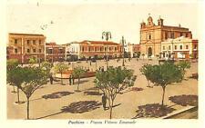 PACHINO  -  Piazza Vittorio Emanuele