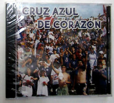 CD Official Himno Club Cruz Azul Song, New Cruz Azul De Corazon Compact Disc