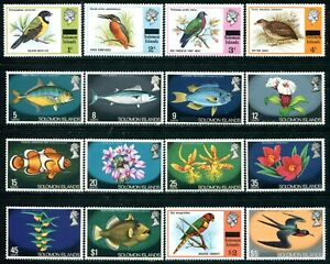(TV01902)  Salomon Islands  Stamps