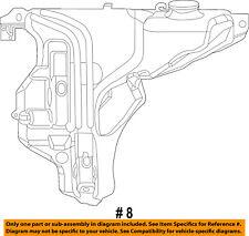 CHRYSLER OEM Windshield Wiper Washer-Reservoir Tank 55079365AF