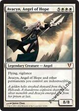 1 PLAYED FOIL Avacyn, Angel of Hope - White Avacyn Restored Mtg Magic Mythic Rar