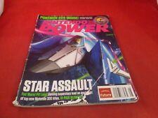 Nintendo Power Volume 270 August 2011 Star Fox Assault Cover