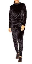 Abbigliamento sportivo da donna nera fitness taglia M