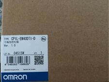 1PC NEW IN BOX OMRON PLC CP1L-EM40DT1-D