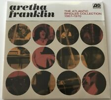 Aretha Franklin The Atlantic Singles Collection 1967-1970 Rhino 180 gram Mint