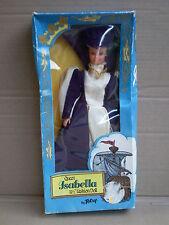 "Vintage La Reine ISABELLA 12"" Fashion Tiguidou clone Barbie Doll Celebrity histoire 90 S"