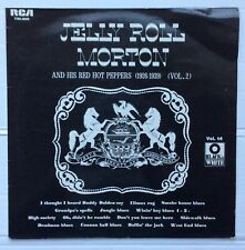 Jelly Roll Morton And His Red Hot Peppers (1926-1939) (Vol. 2)  French LP France