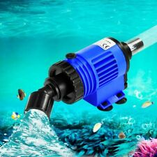 Automatic Aquarium Water Changer Pump Cleaning Tools For Fish Tank Sand Washer