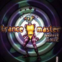 Trance Master Goahead XL-Mix 2 Roland Casper, Size 9, Mark N-r-g,  Dex.. [2 CD]