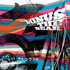 Minus The Bear They Make Beer Commercials Like This COLOR VINYL LP Record! NEW!!