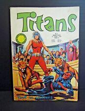 TITANS N° 3 DE 1976 COLLECTION LUG