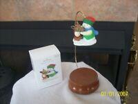 Hallmark Keepsake 2011 Snow Buddies In Original Box Christmas Ornament