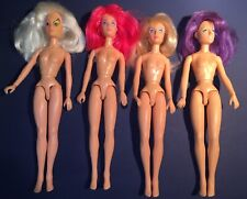 Jem And The Holograms 1985 Hasbro Doll Lot