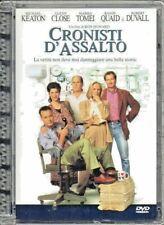 CRONISTI D'ASSALTO - DVD (NUOVO SIGILLATO) SUPER JEWEL BOX