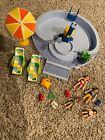 Playmobil Pool #5964 Retired Play Set Water Pump Leisure Near Complete Umbrella