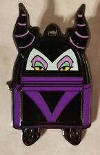 LOUNGEFLY DISNEY VILLAINS BACKPACK BLIND MYSTERY BOX PIN MALEFICENT