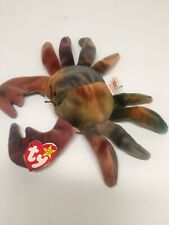 Claude Ty The Beanie Babies Collection 1996 Retired Plush Toy Collectible