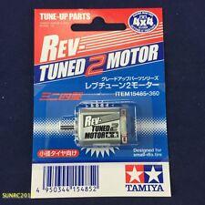 Tamiya 15485 1/32 Mini 4WD Racer Rev Tuned 2 Motor 15200rpm