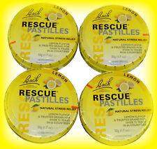 Nelson Bach Rescue Pastilles Lemon 35 LOZ Bf01572 SD