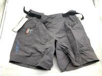 NWT $75 Zoic Felt Womens Ladies khaki green brown cycling biking shorts Small S