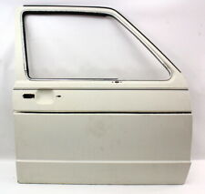 RH Front Door Shell Assembly 75-84 VW Rabbit 4dr & Pickup Truck Caddy MK1 White
